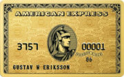 Carte Business Gold American Express à moitié prix