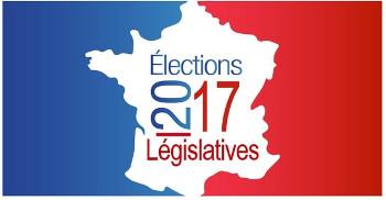 Sondages 1er tour des législatives 2017